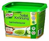 Knorr Salatkrönung Gartenkräuter (Salatdressing einfach zuzubereiten, für flexibel einsetzbare Salatsoßen) 1er Pack (1 x 0,5kg)