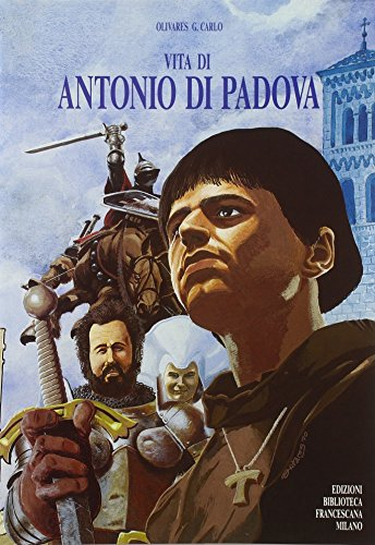 Vita di Antonio da Padova (a fumetti)