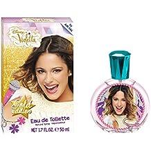 Disney Violetta Eau de Toilette pour enfant 50 ml
