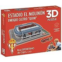 Eleven Force Puzzle 3D Estadio El Molinón (10803)