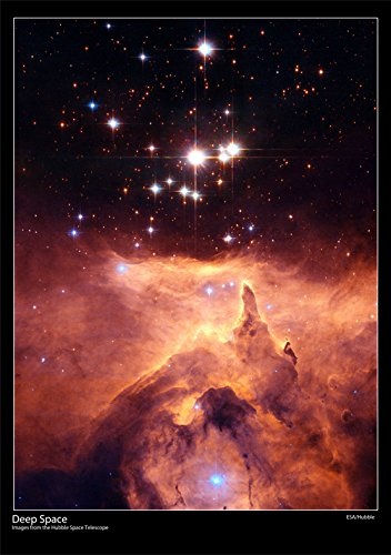 hubble-space-telescope-poster-star-on-a-hubble-diet-size-a1-84-x-59cm-approx-ds1