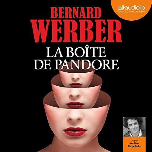 La Boîte de Pandore par  Audiolib