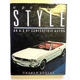 Opentop Style: A-Z of Convertible Autos