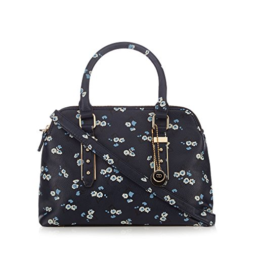 the-collection-womens-navy-floral-print-grab-bag