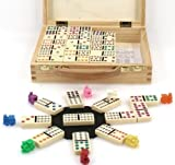 Weible Spiele 04394of Dominoes Mexican Train Double 12