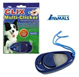 The Company of Animals Multi Clicker with Volume...