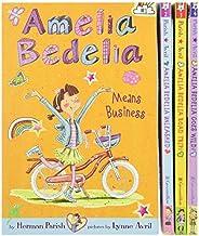 Amelia Bedelia Chapter Books Boxed Set: Books 1-4