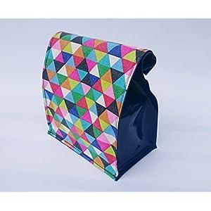 Lunchbag/ Kulturtasche. Robuste, wasserfeste, auswaschbare Kulturtasche / Lunchbag von TITA BERLIN