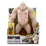 Rampage the Movie Mega George Action Figure