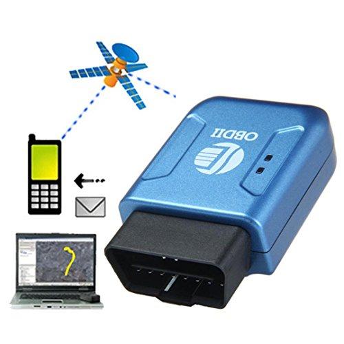 Covermason OBD2 OBDII GPS GPRS en temps réel Tracker voiture véhicule suivi système Geo-barrière