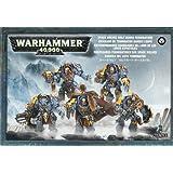 Space Wolf Guard Terminators 2009 - Warhammer 40K