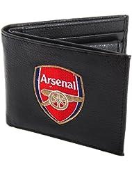 Arsenal FC - Portefeuille officiel en cuir