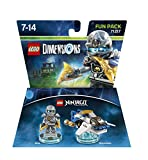 TT Games Lego Dimensions Fun Pack - Ninjago: Zane