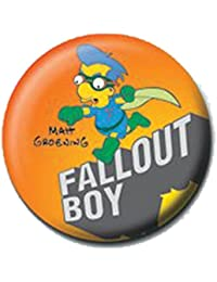 Button Badge The Simpsons | 1083