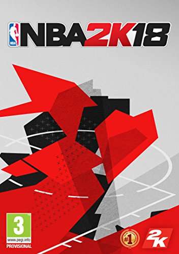 NBA 2K18 Box with Download Code (PC)