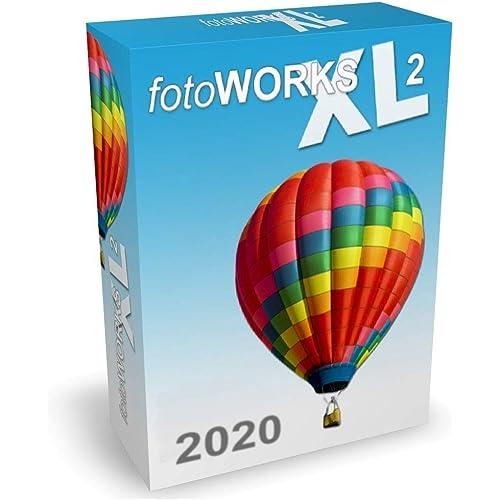 Fotoworks XL (2020) - Programma fotoritocco, software fotografia digitale, programma modifica foto Italiano. Il software fotoritocco più semplice da usare - programmi per foto - programmi fotografici