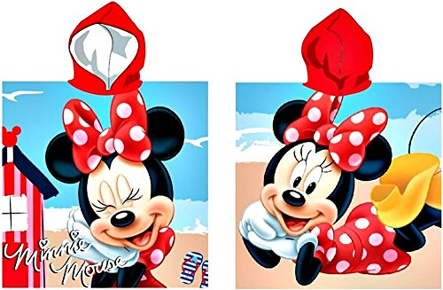 Minnie mouse – ponchotuch, disney