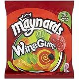 Maynards Wine Gums 130 g (Pack of 12)