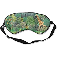 Giraffe Flamingo Bird Cranes Paly In The Zoo 99% Eyeshade Blinders Sleeping Eye Patch Eye Mask Blindfold For Travel... preisvergleich bei billige-tabletten.eu