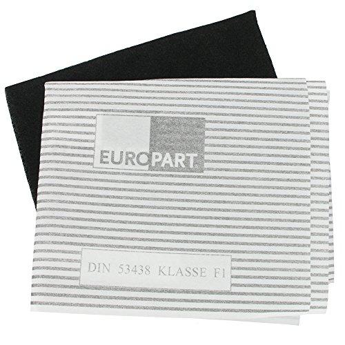 Europart Universal-Dunstabzugshauben-Filter Kit, Größe: 60cm