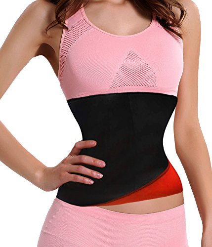 Thermo Sweat Neoprene Shapers Slimming Belt Waist Cincher for Weight Loss