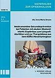 Medikamentöse Sekundärprävention bei Patienten mit akutem Myokardinfarkt: Ergebnisse zum Langzeitüberleben und zur Therapietreue aus dem KORA - Herzinfarktregister (Materialien zur Epidemiologie) -
