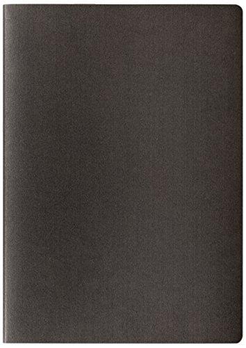 BRUNNEN 102013090 Präsentationsmappe (Strukturkarton mit feinen Linien, A4, 20 Blatt)