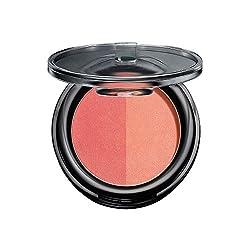 Lakme Absolute Face Stylist Blush Duos, Peach Blush, 6g
