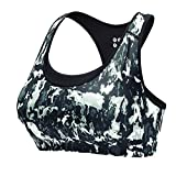 BELECOO Sport BH Damen starker Halt Push Up Bustier Stretch Sports Bra Top Fuer Yoga Fitness-Training Freizeit Running Bekleidung Sportbekleidung