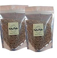 Nutriplate Gluten Free Ragi Flakes| Rich in Fiber & Calcium (250 gm - Pack of 2)