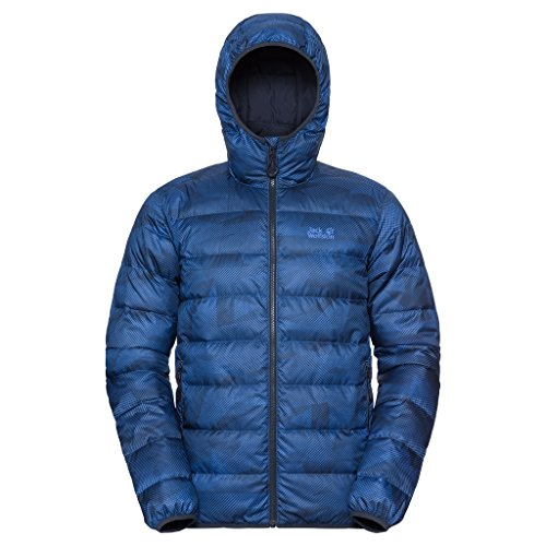 Preisvergleich Produktbild Jack Wolfskin Daunenjacke Helium Snowdust Herren night blue all over Large