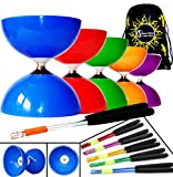Big Top Jumbo Kugellager Diabolo Set