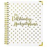 Hochzeitsplaner Deutsch Organizer Buch & Hochzeit Kalender