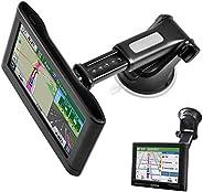 قاعدة تثبيت تثبيت نظام تحديد المواقع لجارمين [ذراع تمديد سريع]، بديل لوحة عدادات GPS Dash Ball Mount الزجاج ال