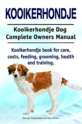 Kooikerhondje Dog Kooikerhondje Dog Book For Costs Care Feeding