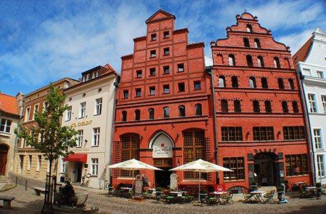 Jochen Schweizer Geschenkgutschein: Romantik-Wochenende in Stralsund für 2