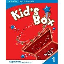 Kid's Box for Spanish Speakers  1 Teacher's Book - 9788483235874