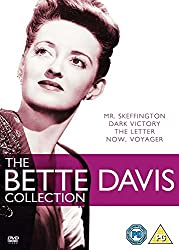 The Bette Davis Collection (Now Voyager The Letter Dark Victory Mr Skeffington) [Dvd] [2005]