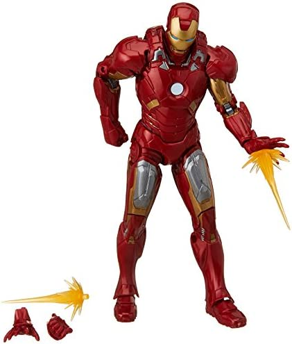 Marvel Legends MCU The First Ten Years The Avengers Iron Iron Iron Femme Mark VII | Dans Un Style élégant  56f37e