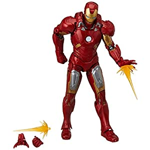 Marvel Legends MCU The First Ten Years The Avengers Iron Man Mark VII 10