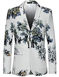 online retailer b091d 906bf Amazon.it: Fantasia - Blazer / Abiti e giacche: Abbigliamento