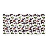 CafePress–Bugs Bugs Bugs überall–Große Strandtuch, weiche 76,2x 152,4cm Handtuch mit Einzigartiges Design