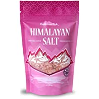 Deep Iron Pink ® Coarse Himalayan Salt (500g Resealable Bag)