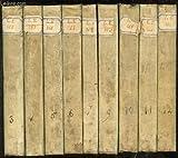 COLLEZIONE COMPLETA DELLE COMMEDIE DEL SIGNOR CARLO GOLDONI EN 26 TOMES NUMEROTES DE 3 A 30 - MANQUE TOME 1, TOME 2, TOME 8 ET TOME 27.