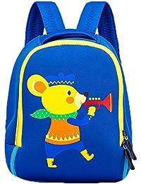 Preisvergleich für Brinny Kinderrucksack Kinder Kleinkind Rucksack Kindergarten Kaninchen FüR MäDchen Jungen Bis 0-2 Jahre
