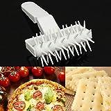 sellify Pasticceria Pasta del biscotto Pane Pizza Pie Hole Roller Docker ruote Crosta strumento di cottura