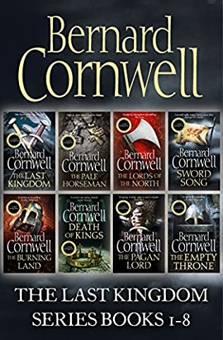 book cover of The Last Kingdom Series Books 1-8