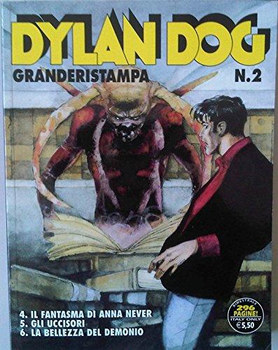 Dylan Dog - GRANDE RISTAMPA N 2 - BIMESTRALE 296 PG