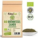 BIO Brennesselsamen kbA 250 g | Wildsammlung | Naturbelassen | Vegan | Rohkostqualität | BIO Brennessel Samen natürlich vom-Achterhof