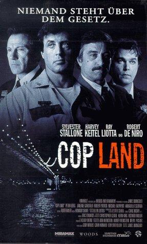 VCL Cop Land [VHS]